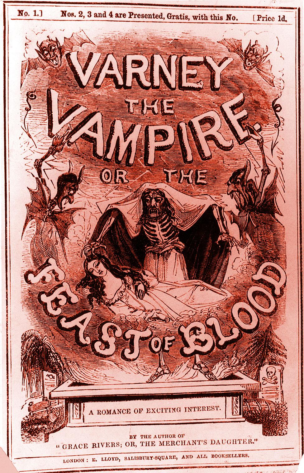 Novela victoriana sobre vampiros