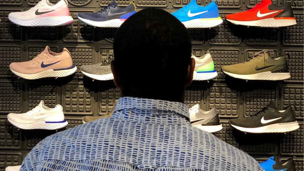 Nike expects permanent shift to online