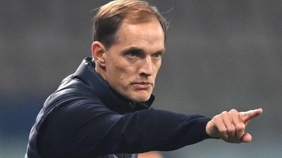 المدرب الألماني توماس توخيل