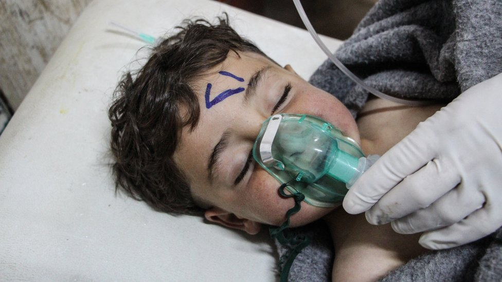 How chemical weapons have helped bring Assad close to victory