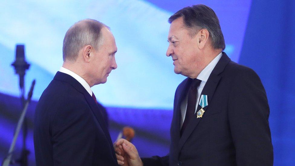 Moskva, 4. novembar 2017.