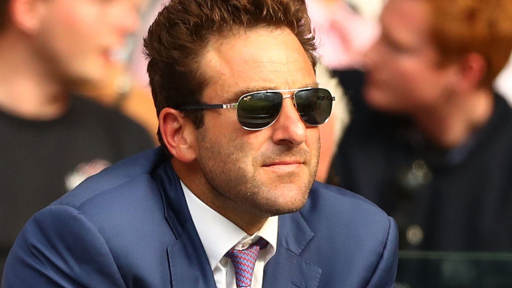Former mixed double champion Gimelstob charged with assault in LA