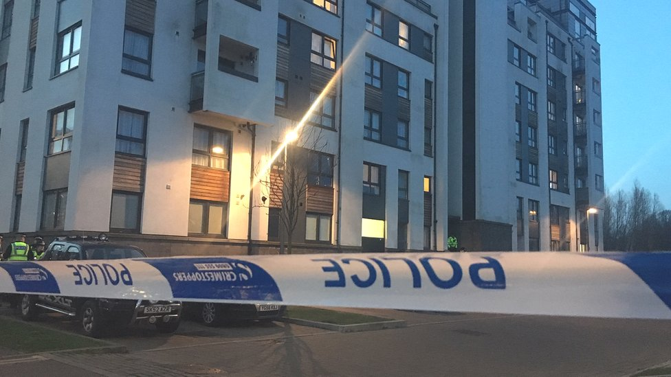 Residents evacuated after 'potentially hazardous items' found in flat