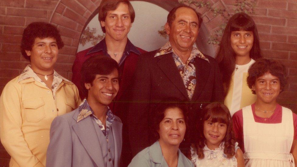 La familia Reyes