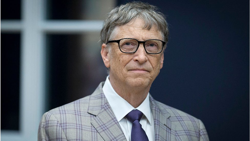 Microsoft co-founder Bill Gates