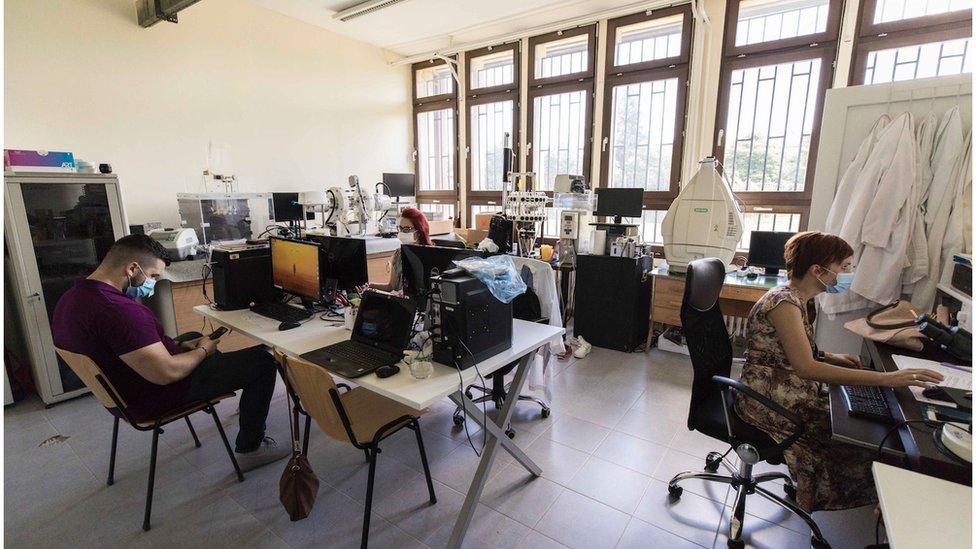Centar za bioinženjering Univerziteta u Kragujevcu