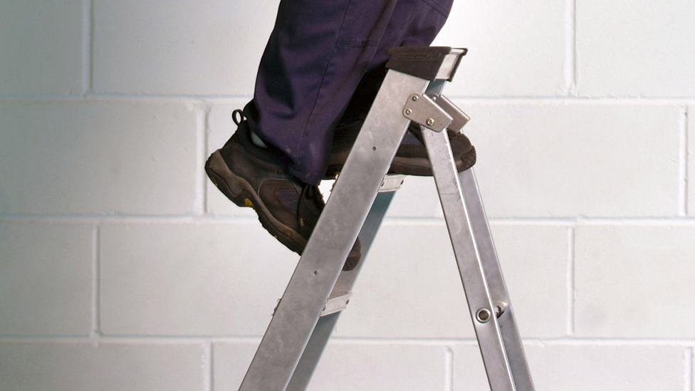 Stepladder - archive pic