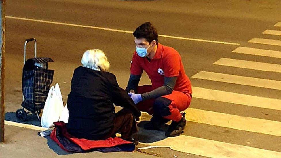 pomoć za vreme pandemije