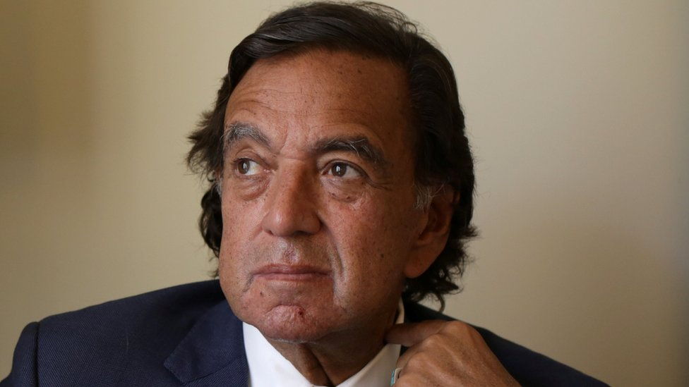Bill Richardson, speaking to Reuters, on 24 January 2018