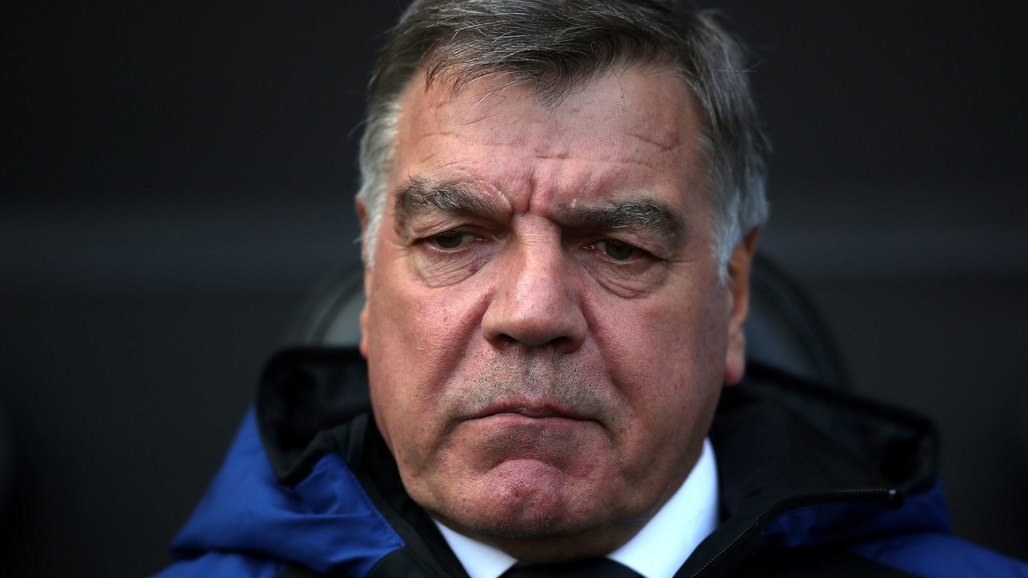 Sam Allardyce: Former Everton boss says he knew he would be sacked