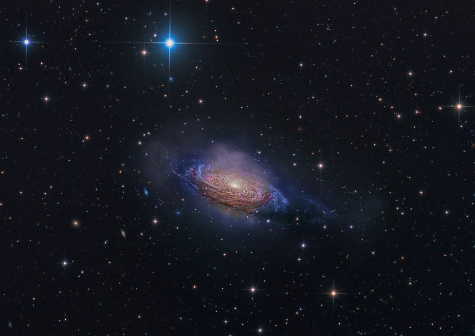 NGC 3521, Mysterious Galaxy
