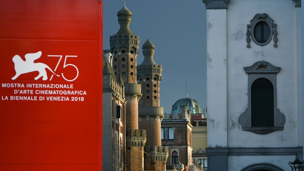 مهرجان البندقية السينمائي الدولي