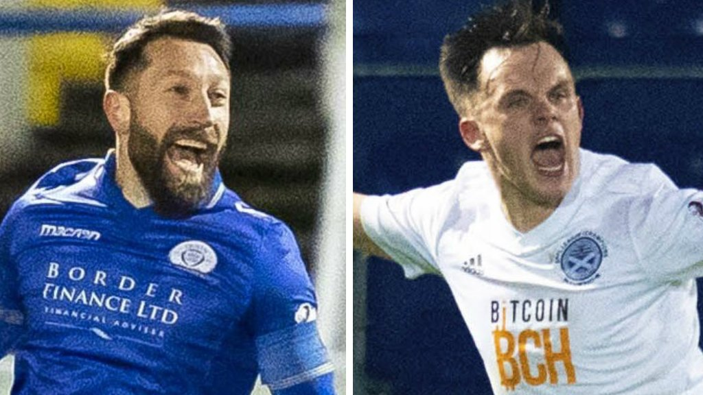PFA awards: Stephen Dobbie & Lawrence Shankland among nominations