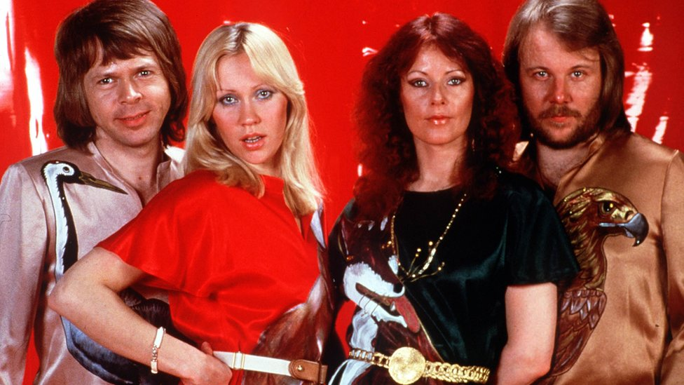 BBC News - ABBA exhibition to highlight rise to fame in 'bleak' 1970s