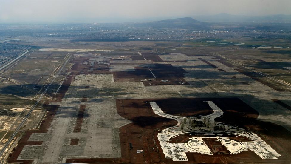 Nuevo aeropuerto México