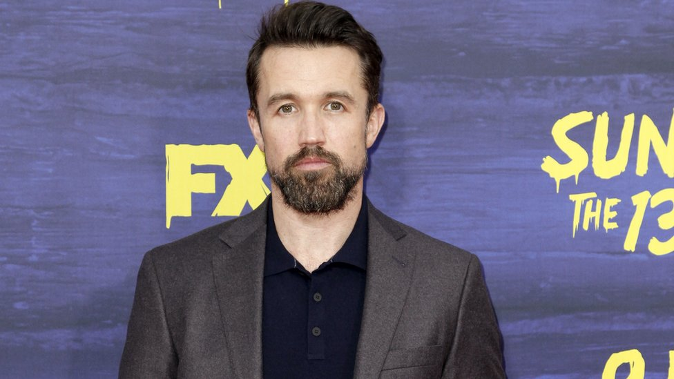"""Rob McElhenney attends the premiere of """"It's Always Sunny in Philadelphia"""""""