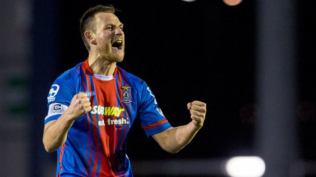 Highlights - Inverness CT 2-0 Ross County