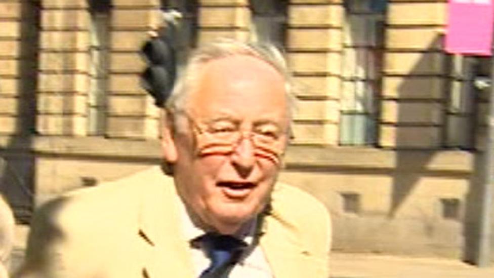 Former Yorkshire vicar 'identified vulnerable young men'