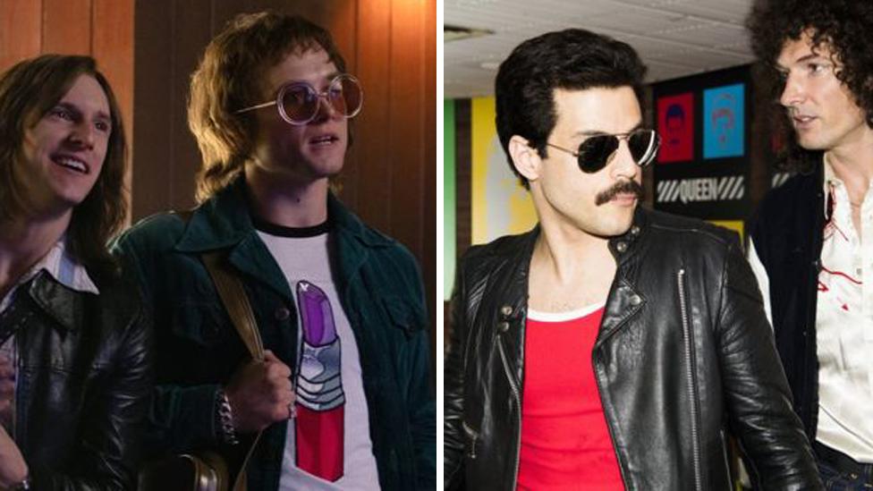 BBC News - Rocketman flies at box office - but falls short of Bohemian Rhapsody