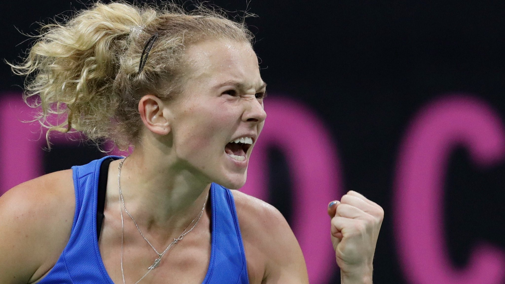 Fed Cup: Czech Republic beat United States to win sixth title in eight years