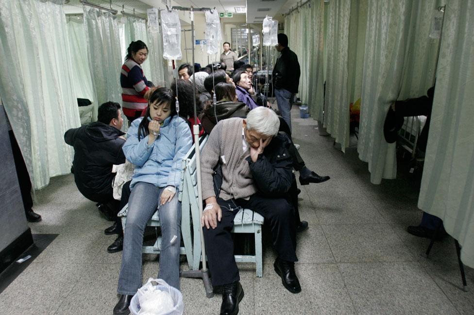 Hospital Chaoyang en Pekín