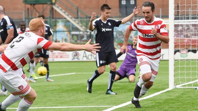 Highlights - Hamilton 1-1 Dundee