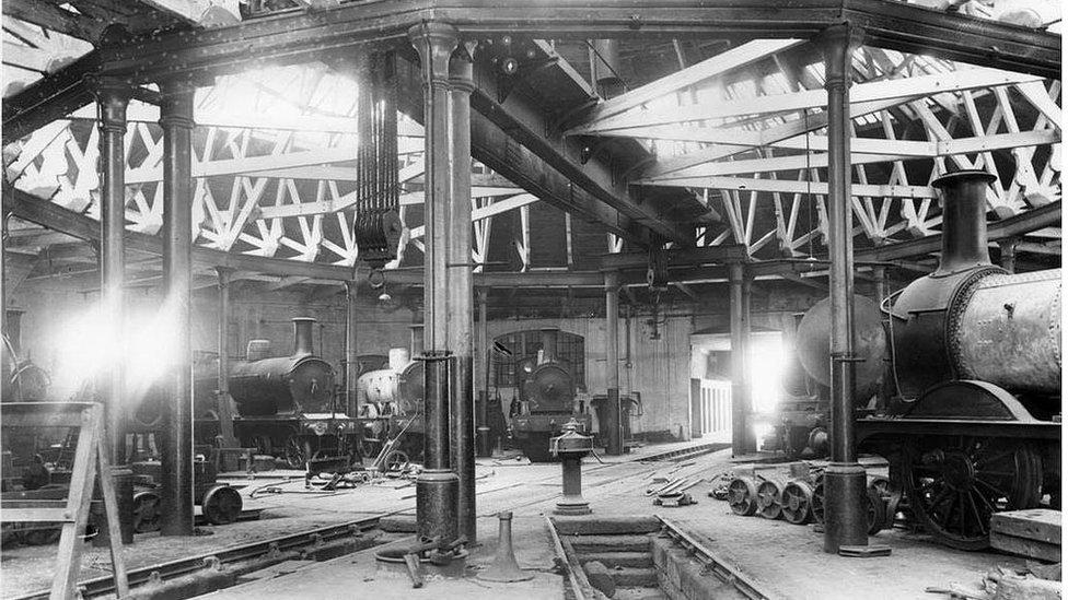 The Derby Roundhouse