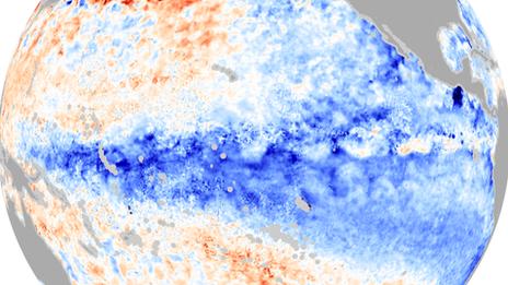 Ла-Нинья охладила Тихий океан. Как это повлияет на погоду в мире?