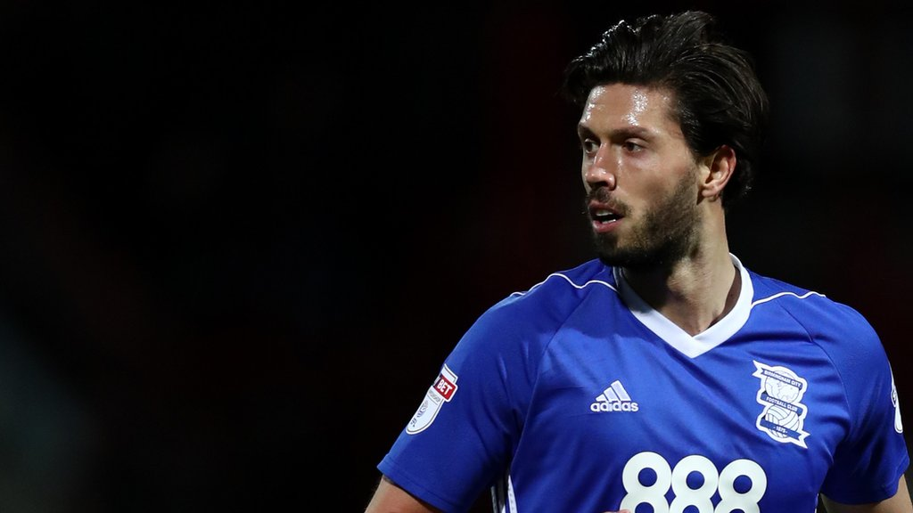 Birmingham City: Midfielders Jason Lowe and Andrew Shinnie released