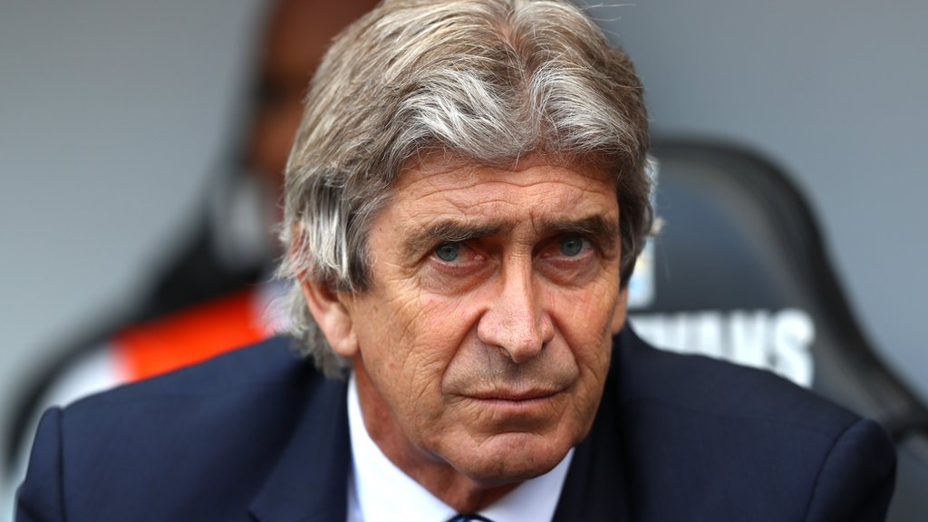 West Ham: Manuel Pellegrini named new manager at London Stadium