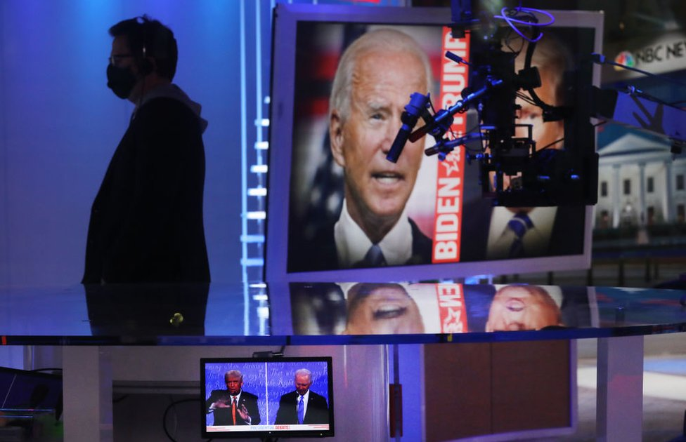 Debate Trump Biden.