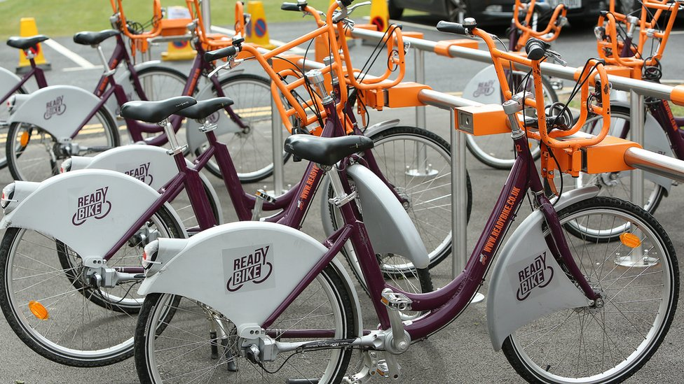 Reading cycle hire scheme ReadyBike to end