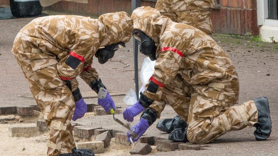 Путин исключил причастность британских спецслужб к отравлению Скрипаля