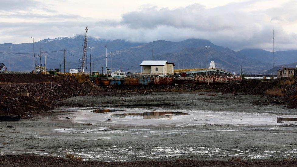 Lago Urmia.