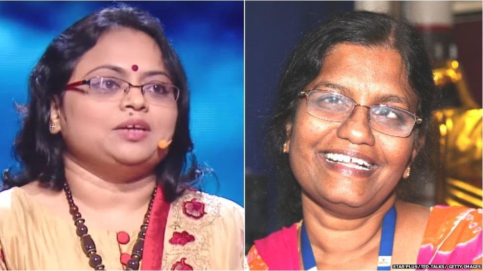 चंद्रयान-2 की कमान संभालने वाली कौन हैं ये दो महिलाएं