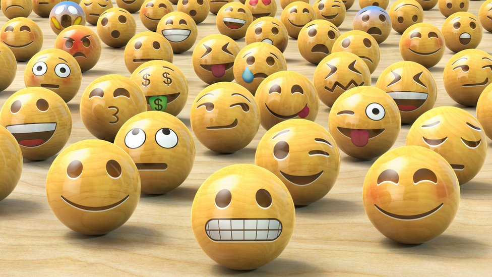 Distintos emojis