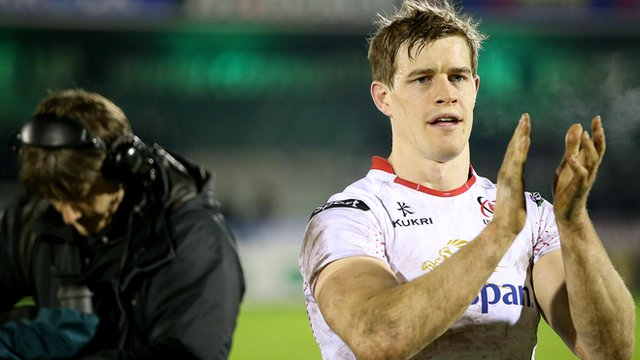 Andrew Trimble expects a backlash from Munster