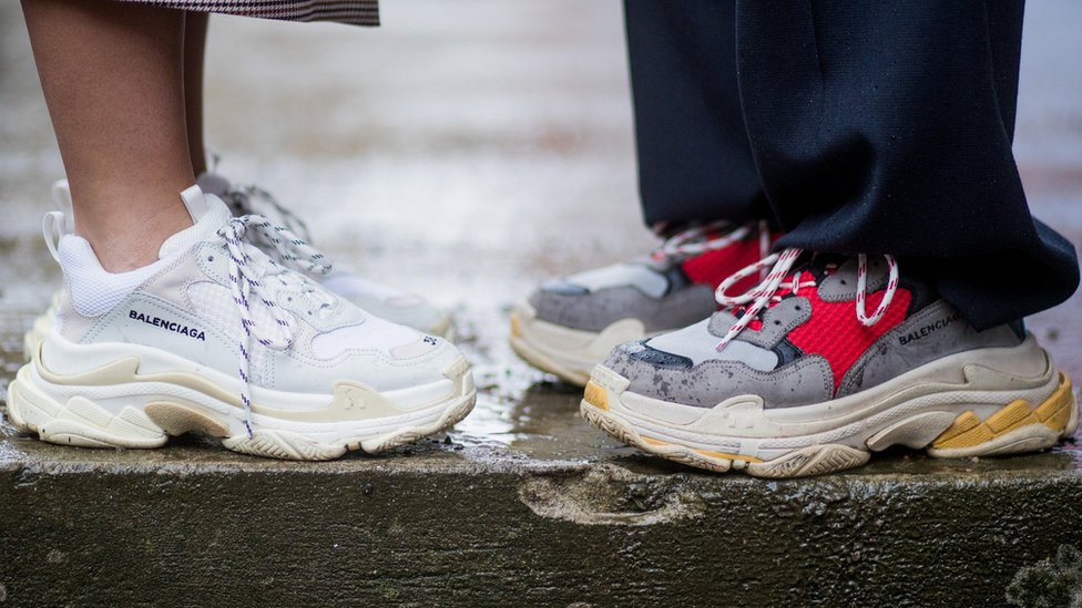 Dad trainers: Why they're back in