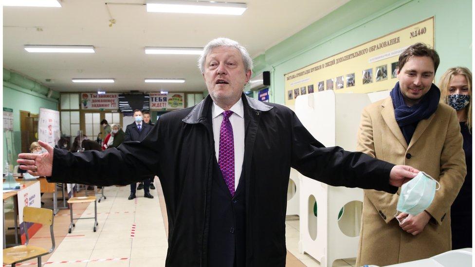 Явлинский после выборов попал в больницу из-за проблем с сердцем