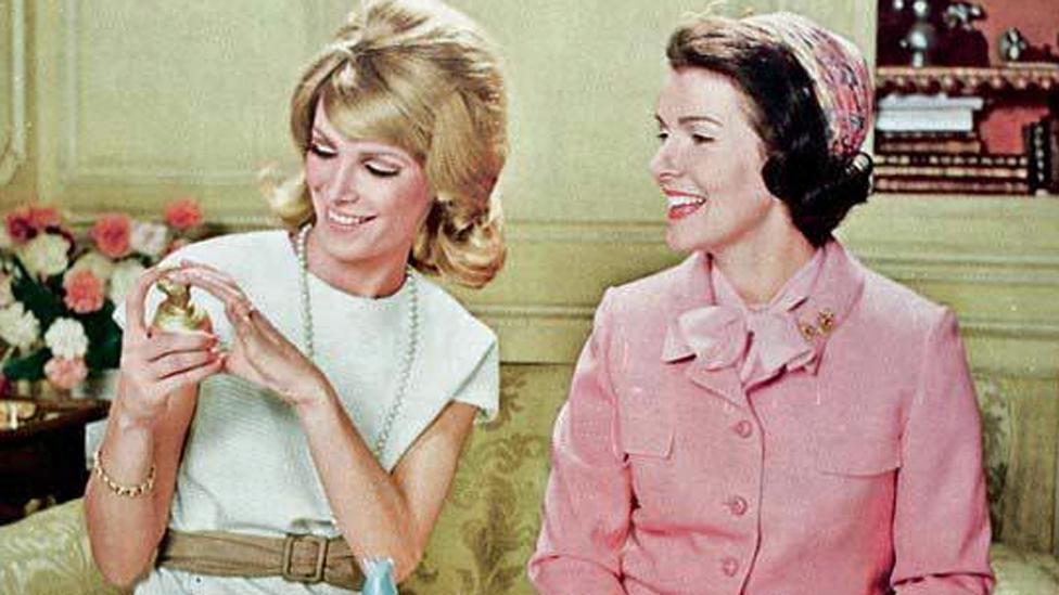 Avon advert from 1960s