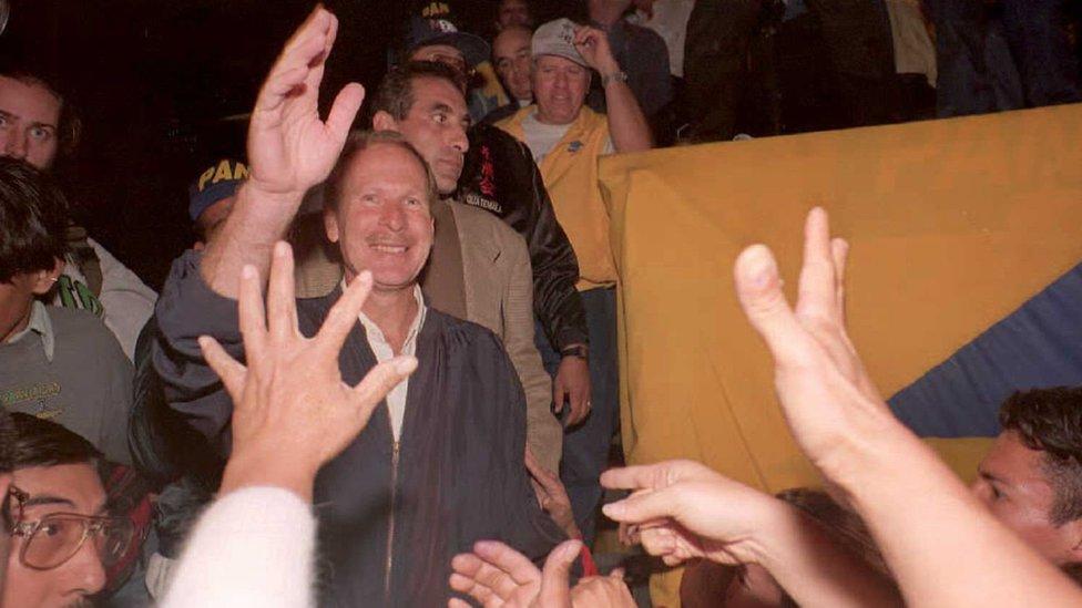 Arzú en 1995.