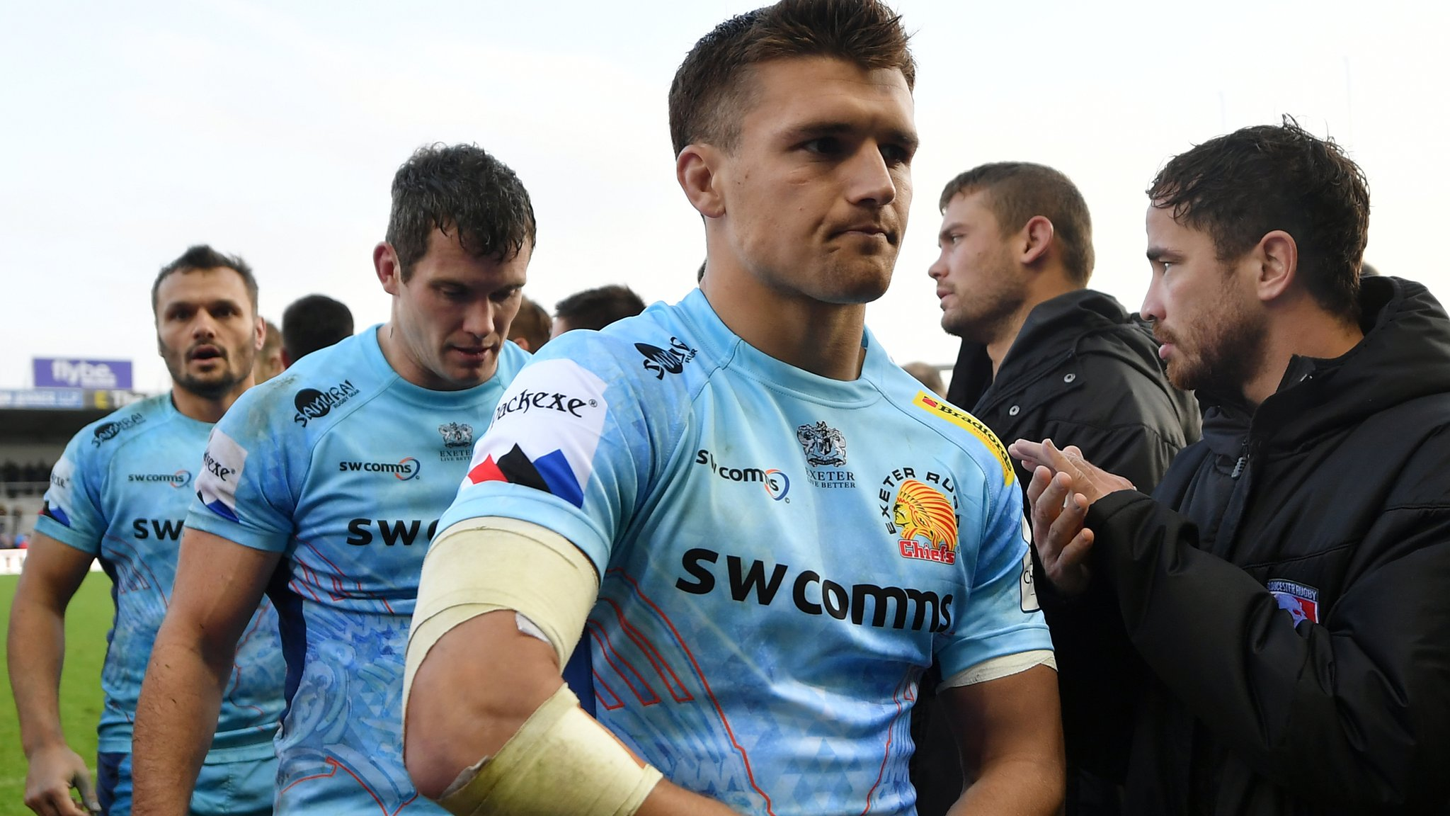 Exeter Chiefs: What now after another European Champions Cup defeat?