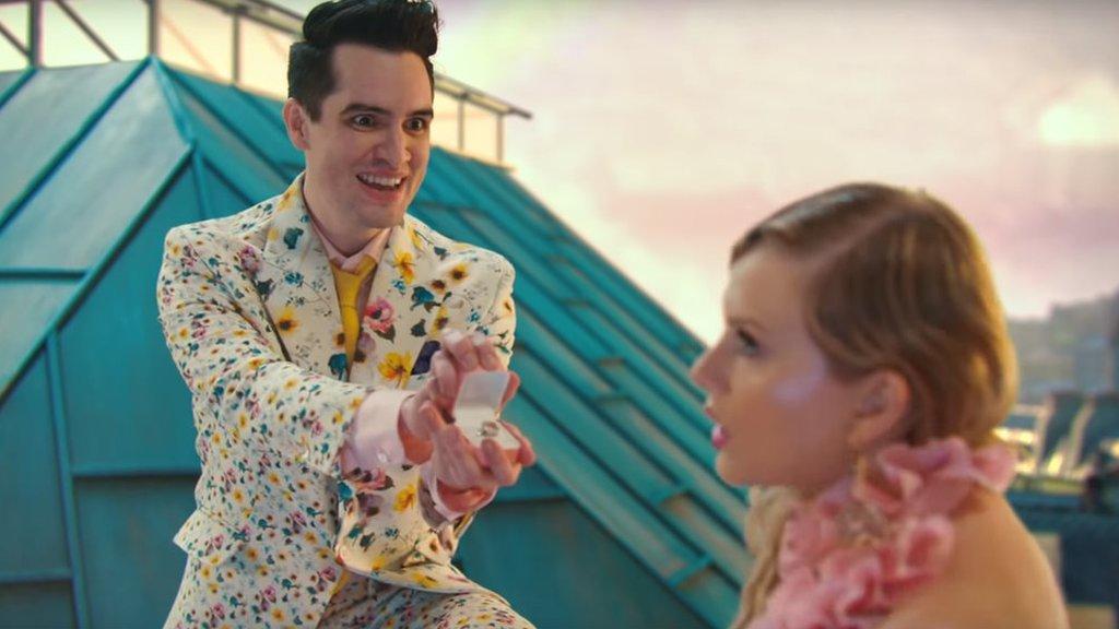 Fotograma del videoclip 'Me!', de Taylor Swift.