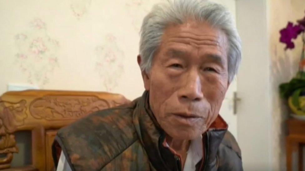 BBC SPECIAL: वांग छी अब अपने भारतीय परिवार से मिलने के लिए तरसे