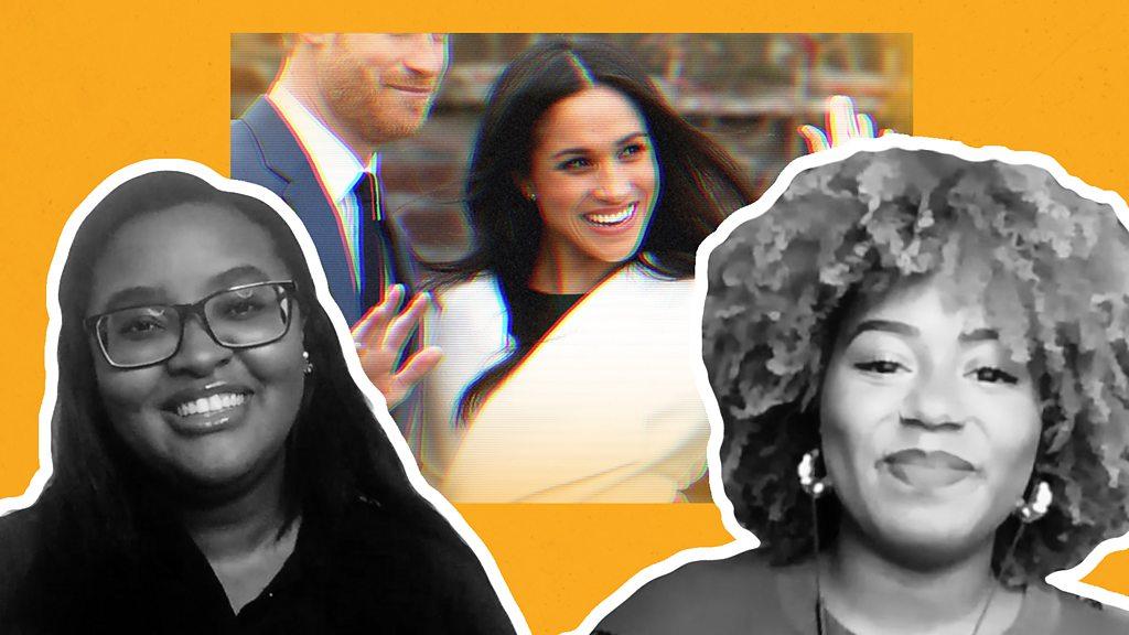 Meghan interview: African-American women react- BBC News