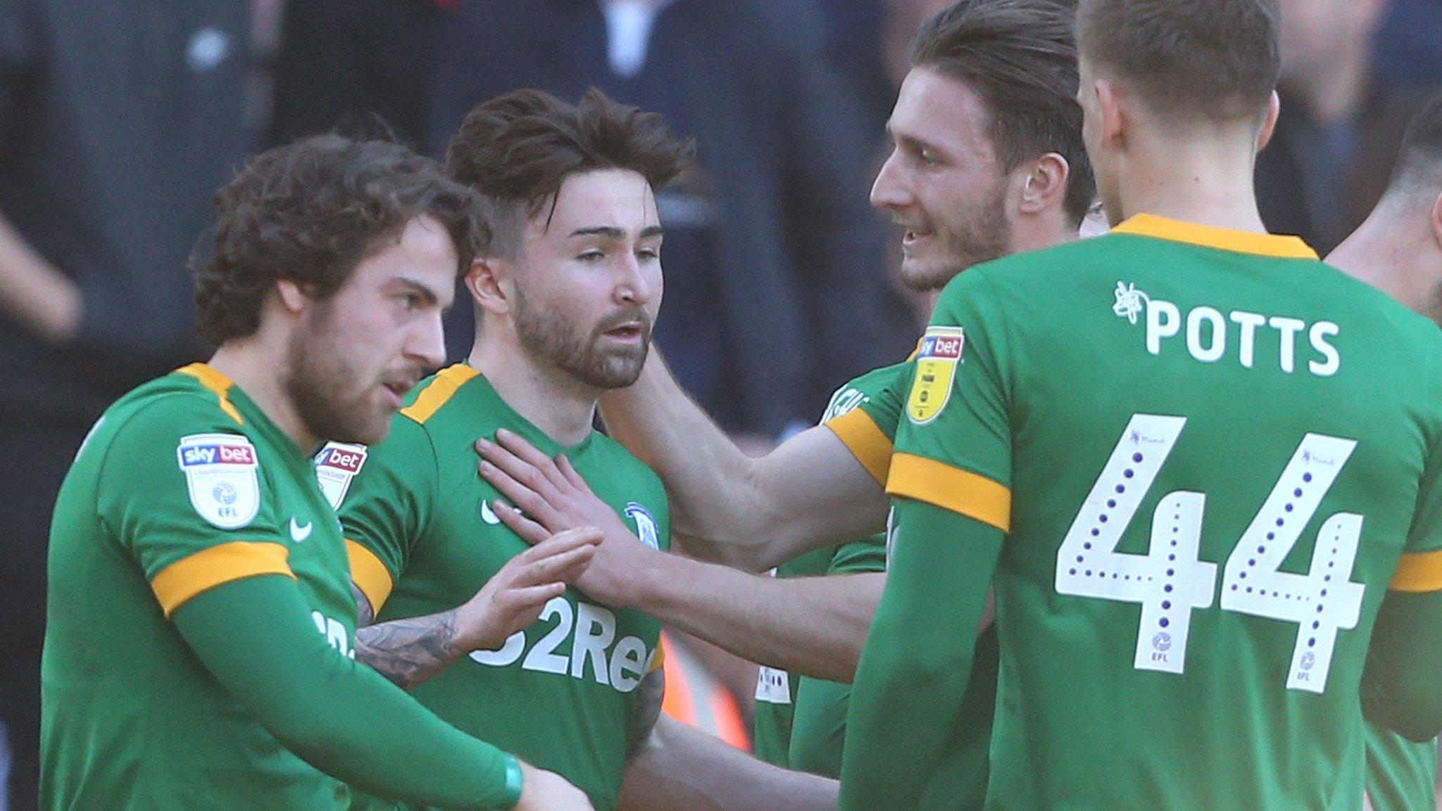 Millwall 1-3 Preston North End: Lilywhites go eight unbeaten