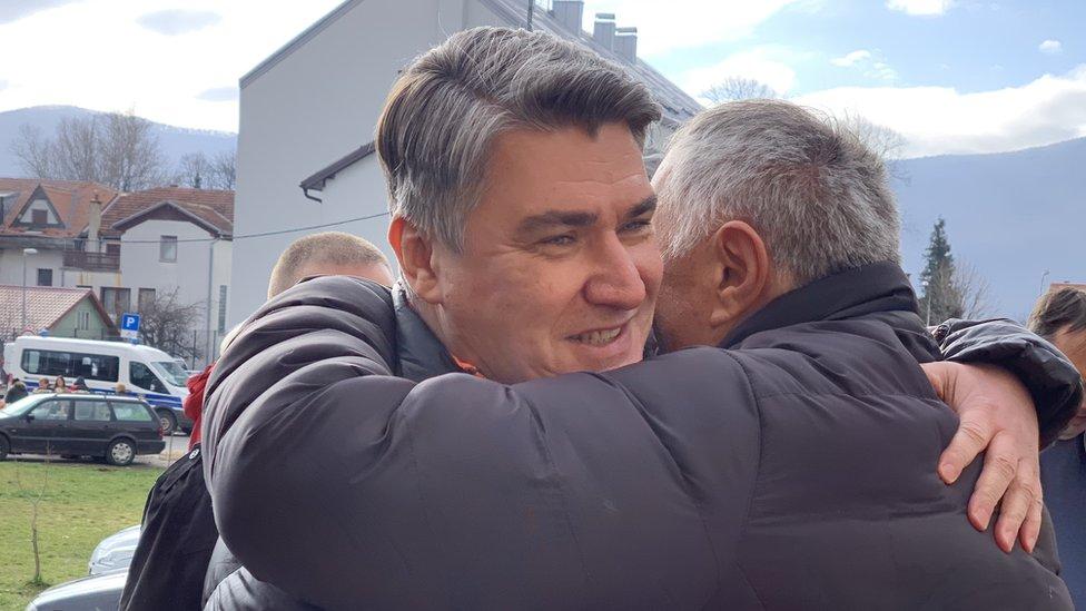 Donji Lapac, 12. decembar 2019.