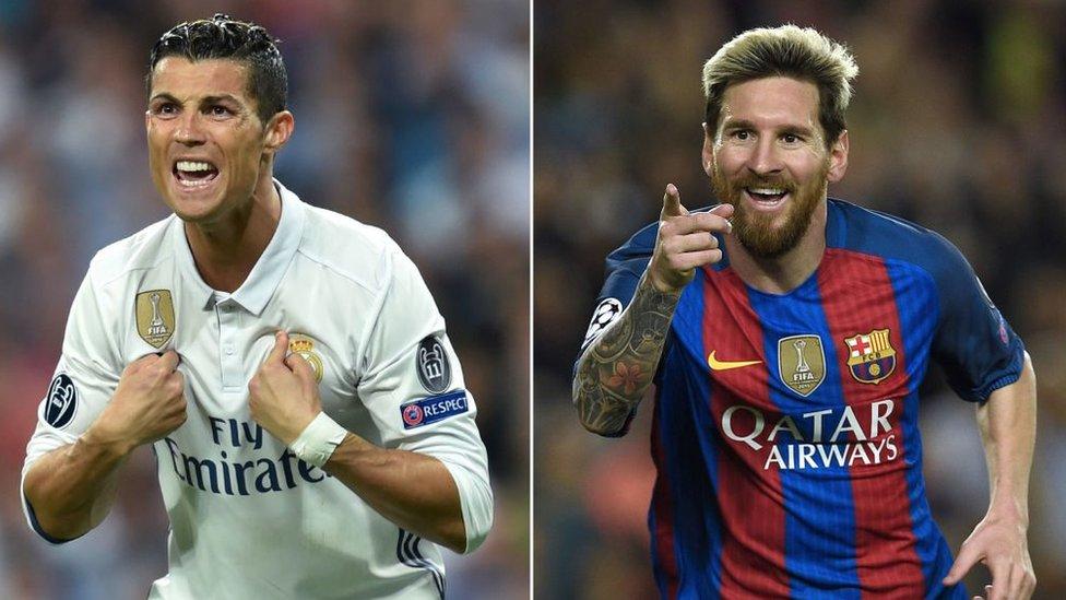Cristiano Ronaldo y Messi se verán de nuevo las caras en un duelo que perdió interés deportivo al estar resuelto el campeonato.