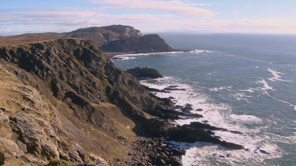 La costa de Islay