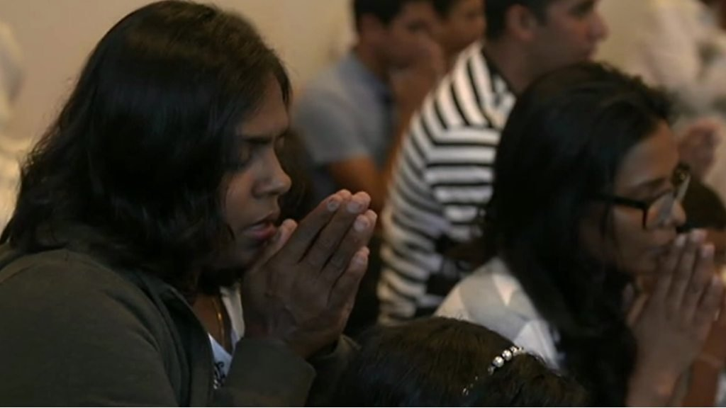 Sri Lankans in Christchurch mourn after recent attacks